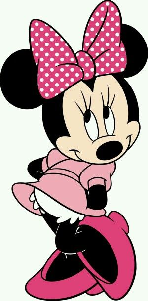 Minnie Cuerpo Entero Minnie Mouse Pink Mickey Minnie Mouse Minnie Party