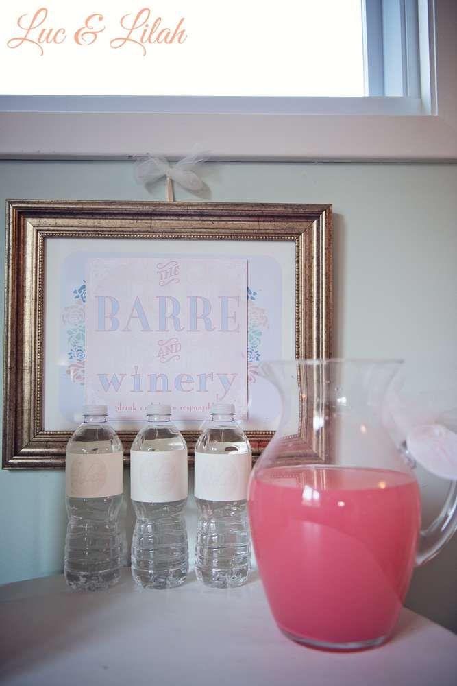 Cinderella Ballet Party | CatchMyParty.com