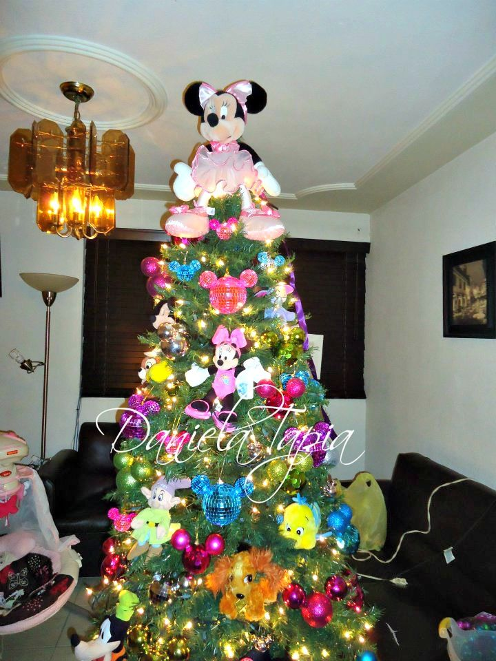 Never Thought About Putting Their Stuffed Animals In The Tree Christmas Tree Christmas Trees For Kids Trees For Kids