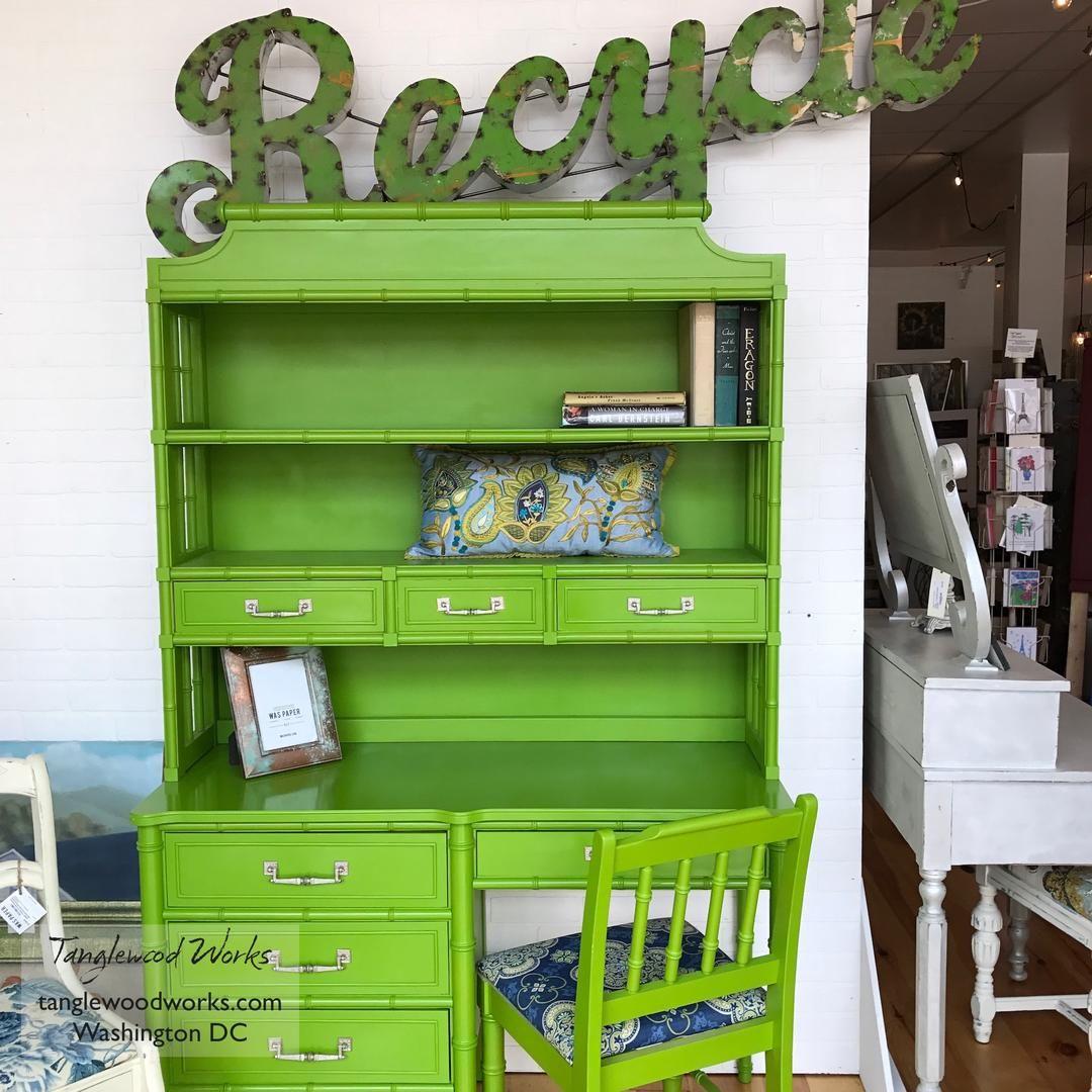 Pin On Green Vintage Furniture