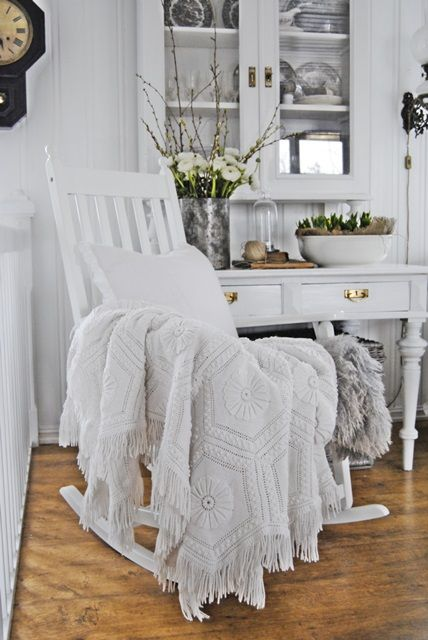 Vibeke Design Vinterhvit Stue In 2019 Vibeke Design Shabby