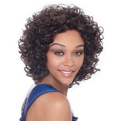 quick hairstyles for curly hair for work hair short