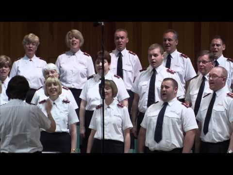 International Staff Songsters: A Jubilant Song - YouTube