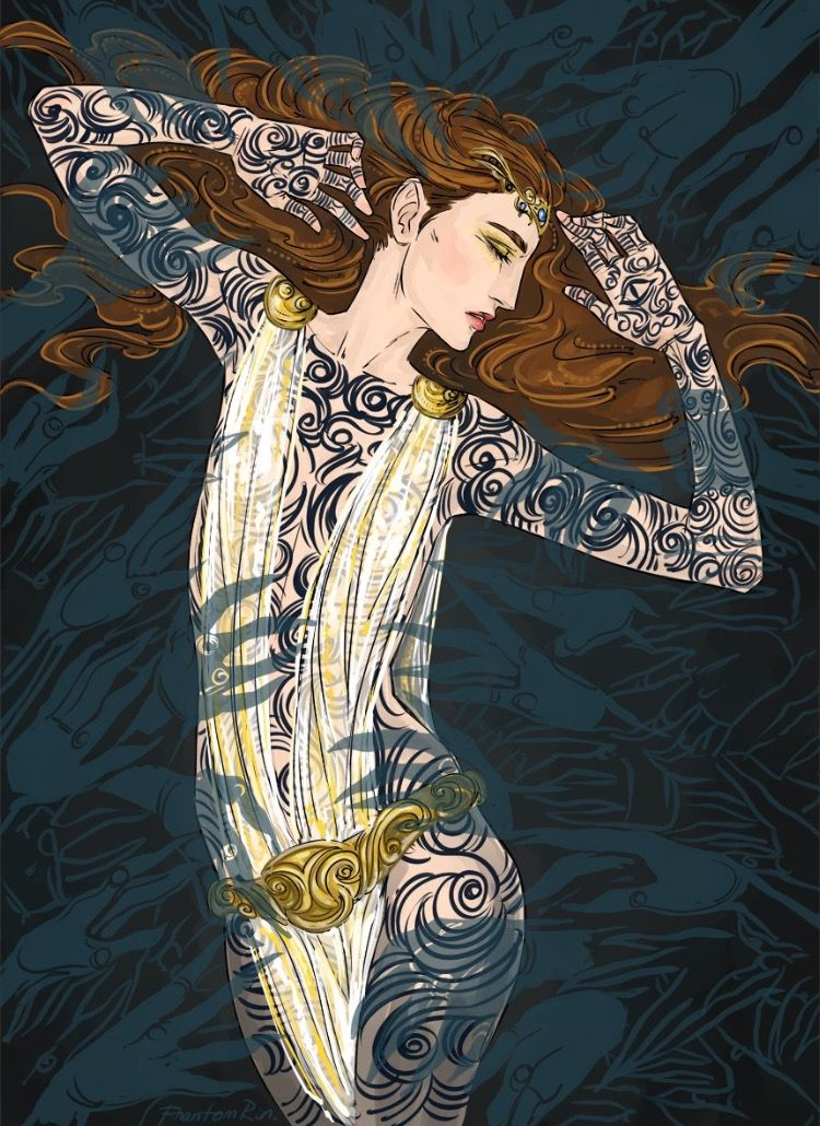 Dance Feyre Dance A Court Of Mist And Fury Art