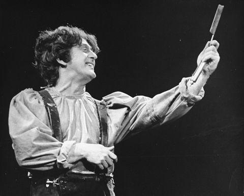 Len Cariou In Sweeney Todd 1979