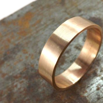 Hipster Male Wedding Ring