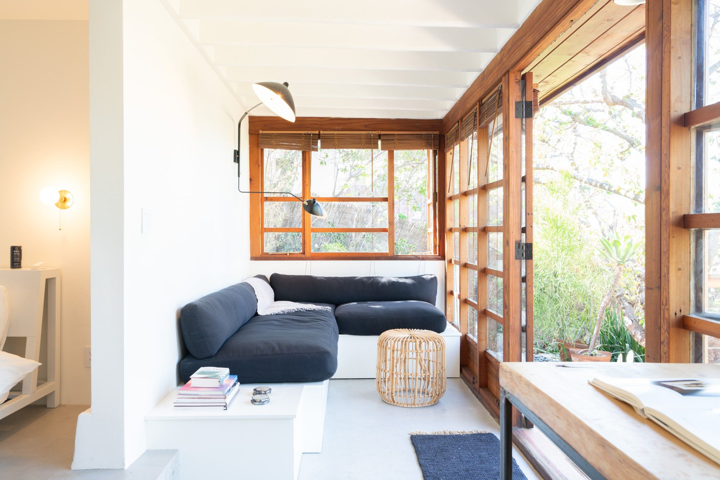 Echo In The Woods Echo Park Los Angeles The Plum Guide House Design Small Spaces Space Saving Furniture