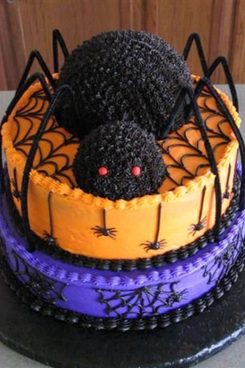 13 Halloween Cakes That Are Frightfully Delicious