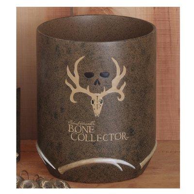 Bone Collector Waste Basket Bathroom Accessories Glassware