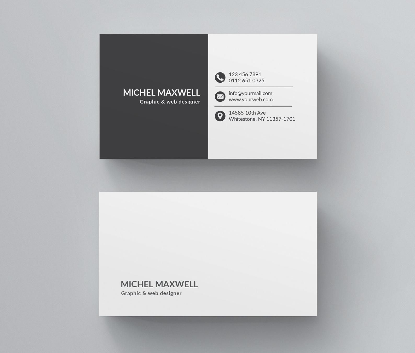 Business Card Word Business Card Template Business Card Etsy In 2021 Business Card Wording Business Card Template Business Card Maker
