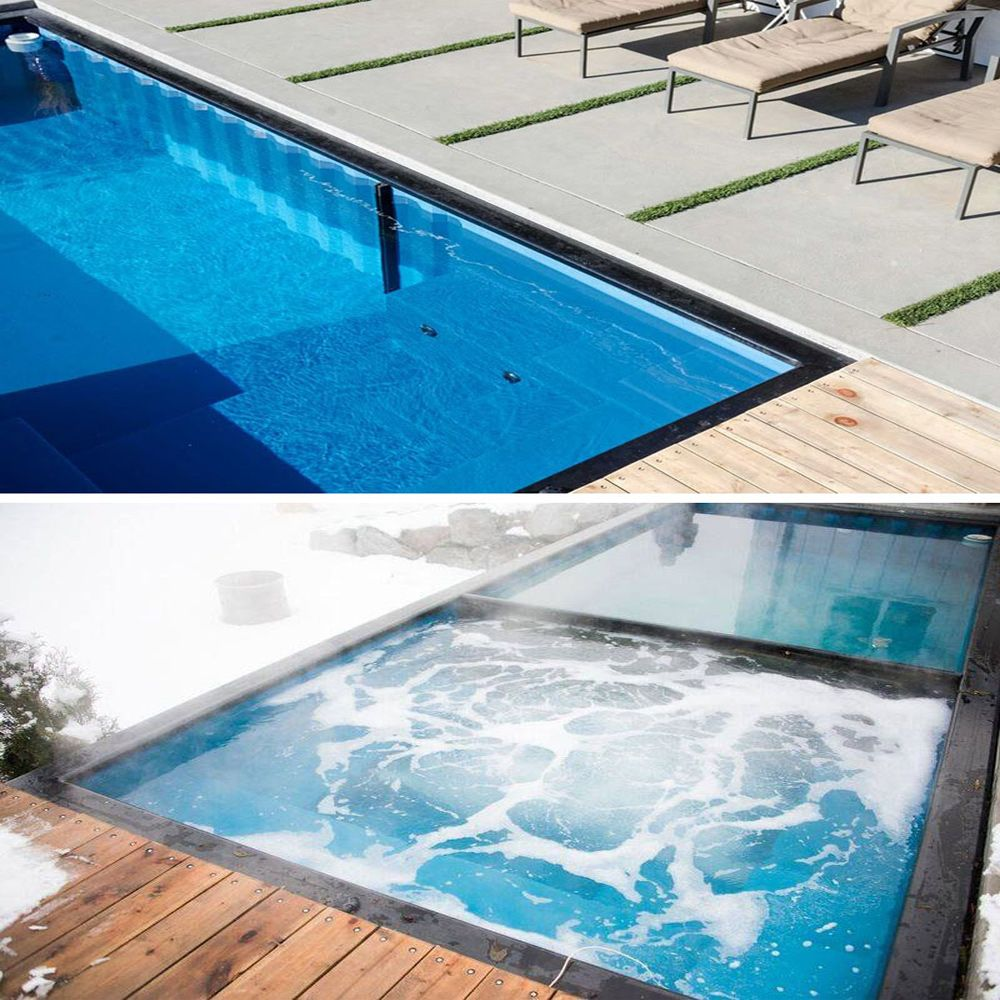 Shipping Container Swimming Pool - Buy Shipping Container ...