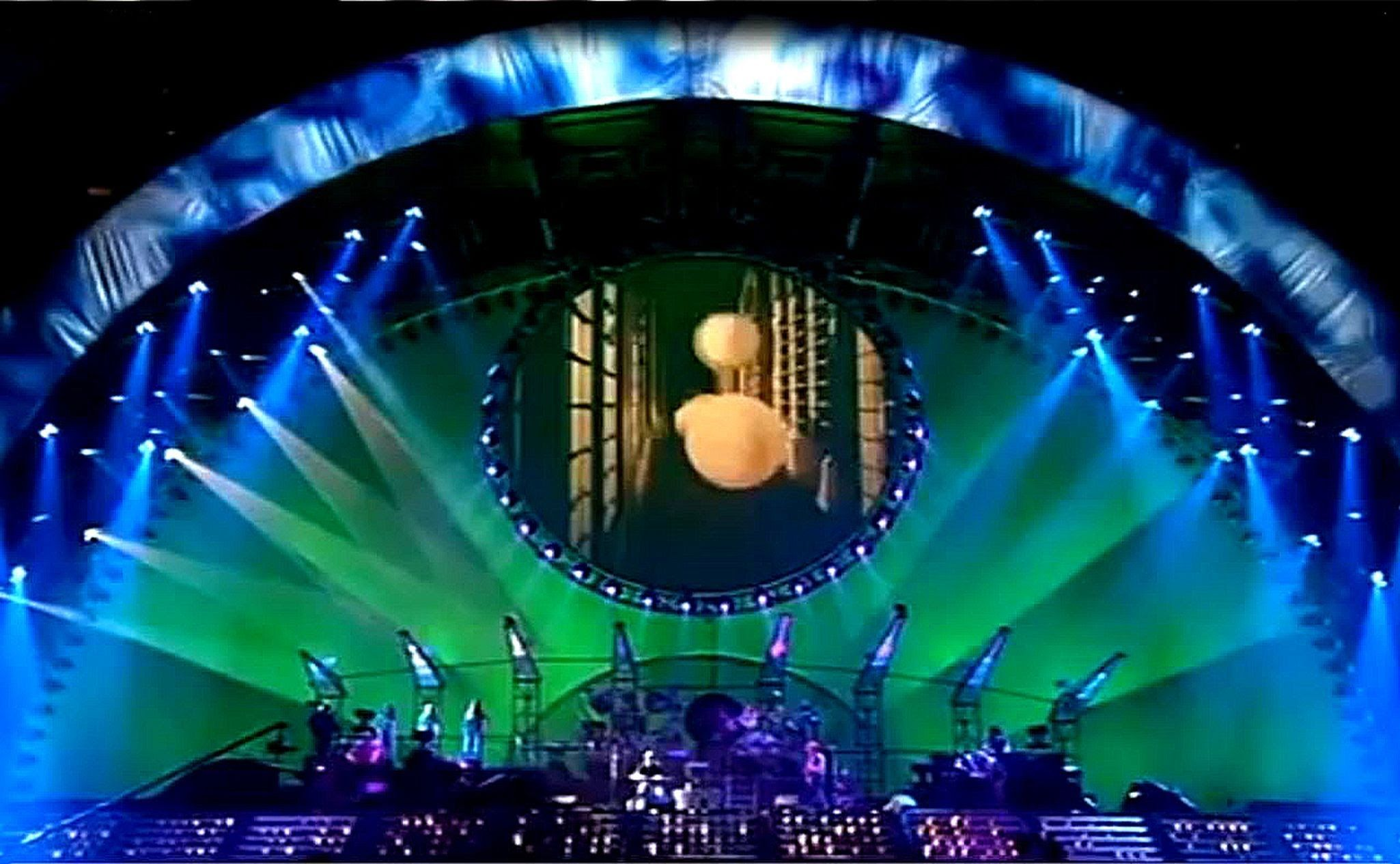 Pink Floyd The Pulse Tour 1994 Filmed At Earls Court In