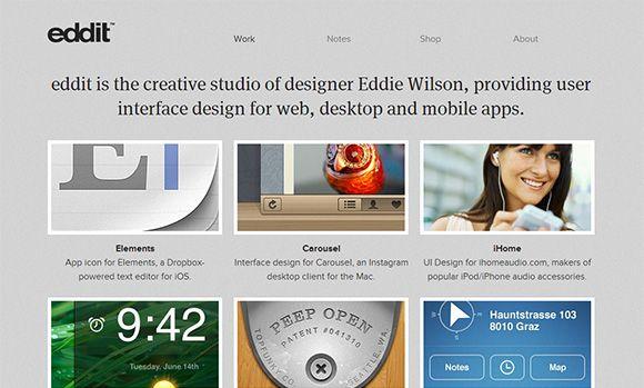 60 Clean And Simple Examples Of Portfolio Design Portfolio Design