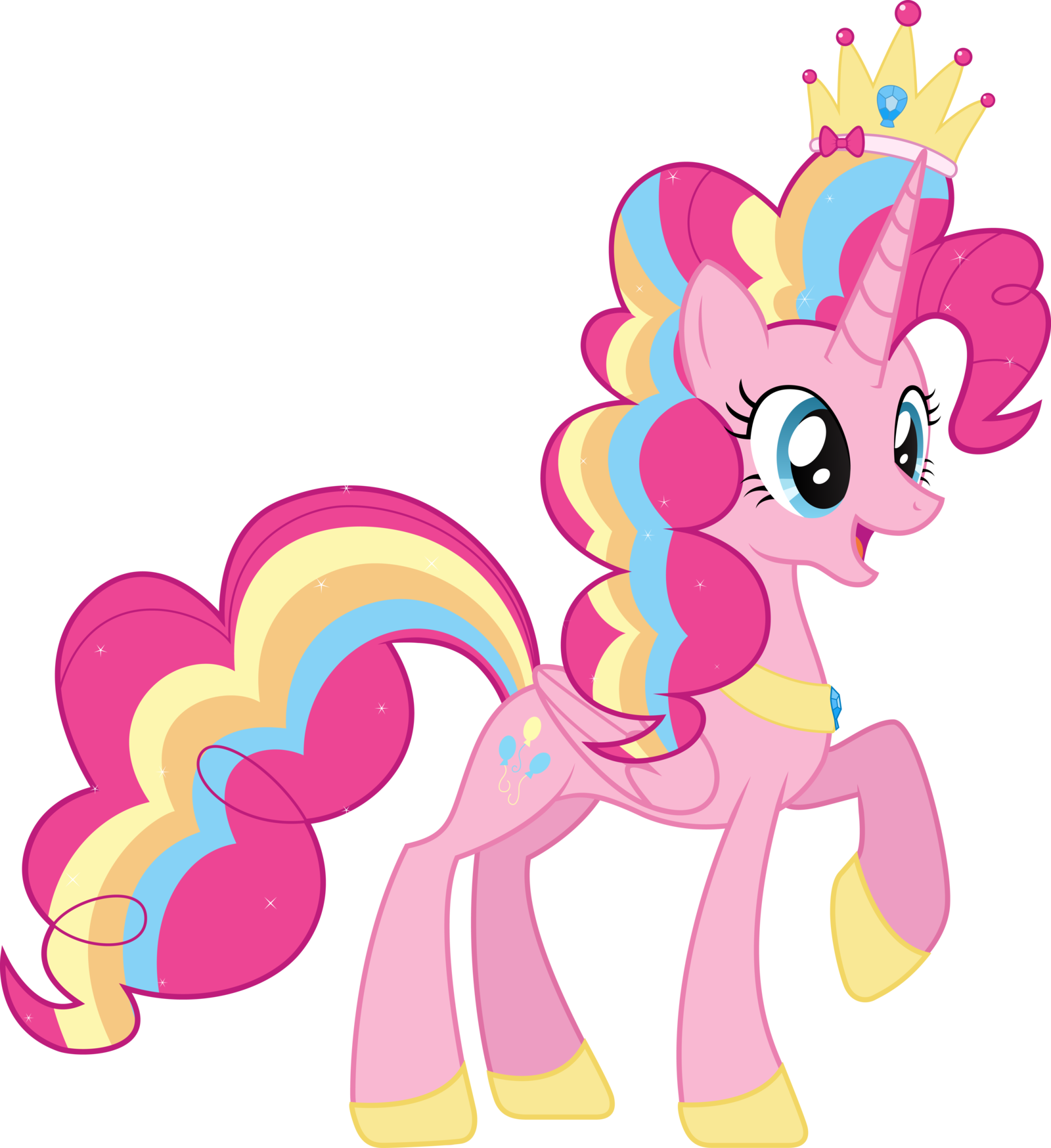 Princess pinkie pie by on - Princesse poney ...