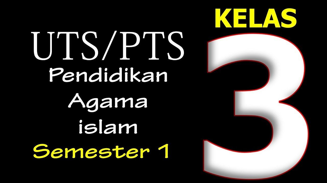 Soal Agama Islam Smp Kelas 7 Dan Kunci Jawaban