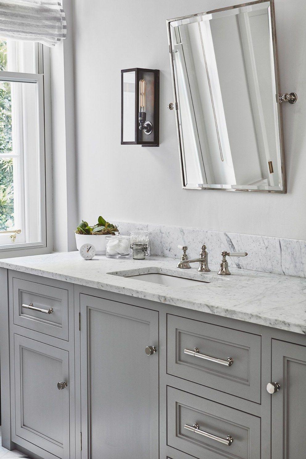 Soho  Master en suite 25  Interior Designers  Bathroom design