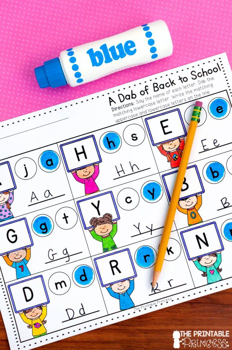 Using Bingo Dabbers In The Classroom With A Freebie Alphabet Activities Preschool Bingo Dabber Bingo Dabber Activities Can you use bingo markers to write on