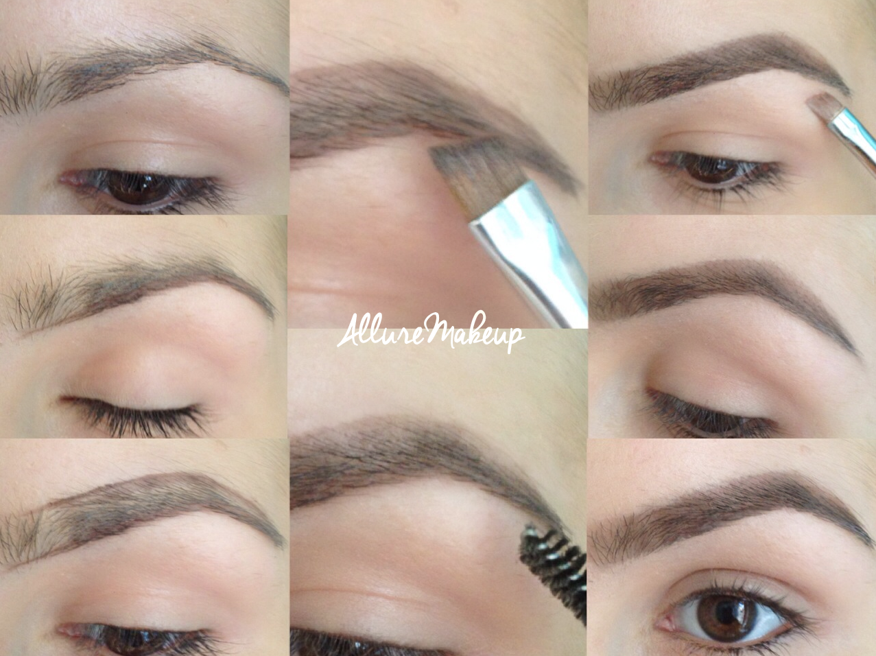 Brow tutorial this is how i make a natural looking eyebrow step brow tutorial this is how i make a natural looking eyebrow step by step baditri Images