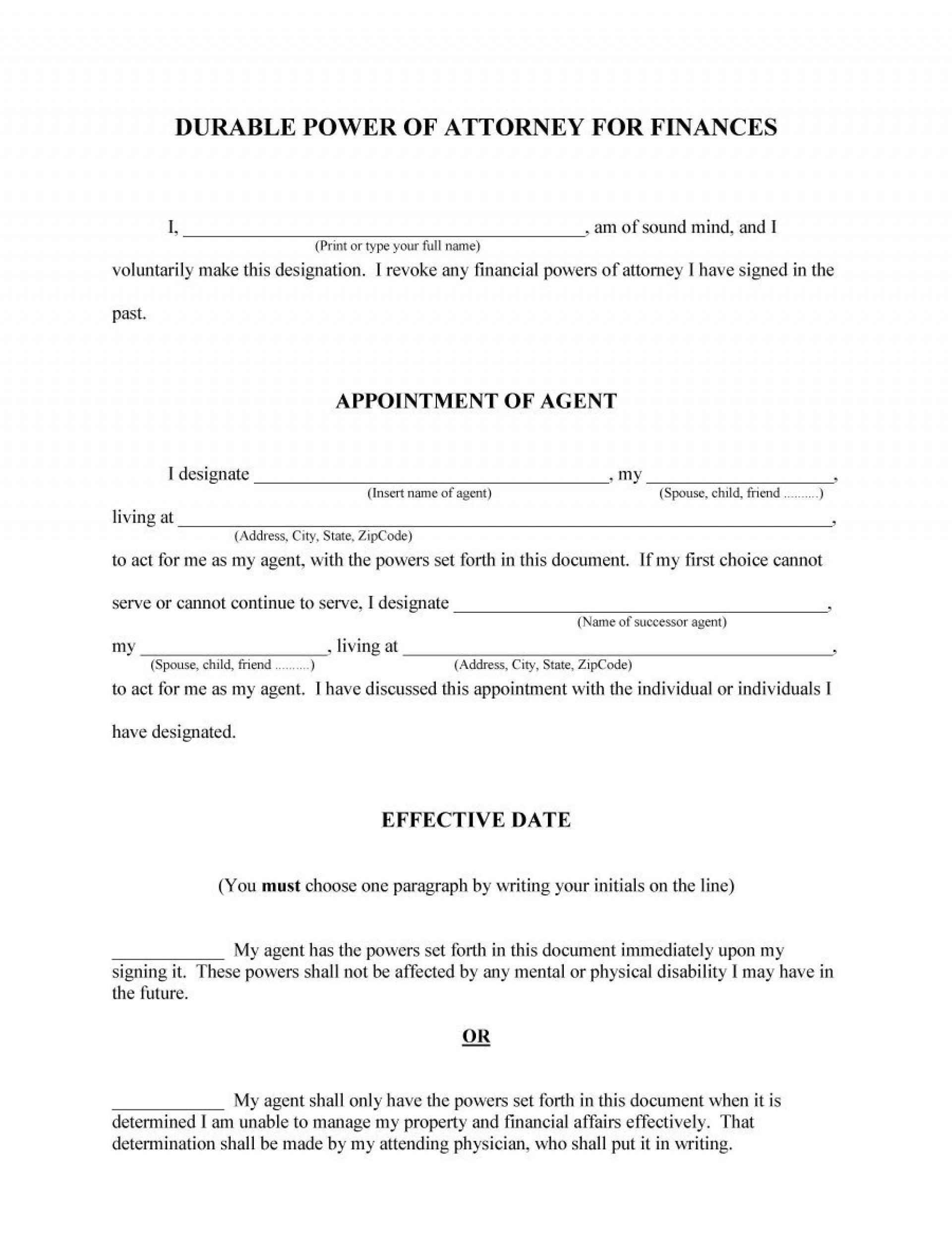 Power Of Attorney Form Florida Sample Power Of Attorney Form Power Of Attorney Attorneys