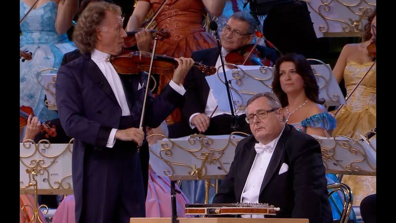 Andre Rieu Tales From The Vienna Woods Youtube Andre Rieu