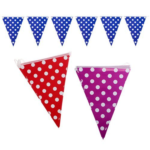 """The Crazy Store - """"Flags"""" Party Banner - The Crazy Store (R12.99)"""