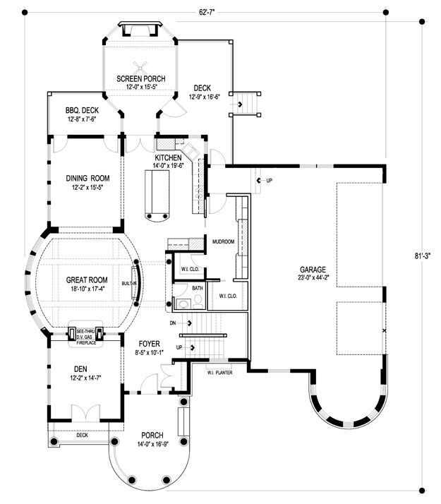 House Plans, Home Plans And Floor Plans From Ultimate Plans Good Looking