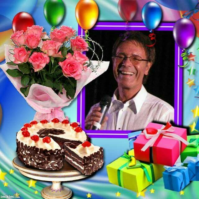 Pin By Zwaantje Ter Weele Abbing On Cliff Richard Birthday Cake Desserts Food