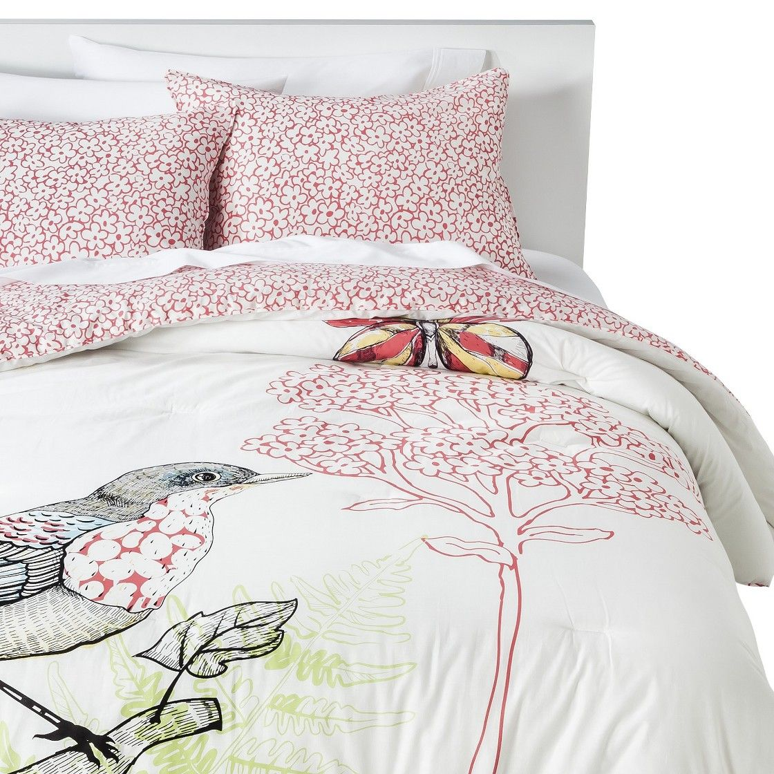 Willow Comforter Set - Multicolor