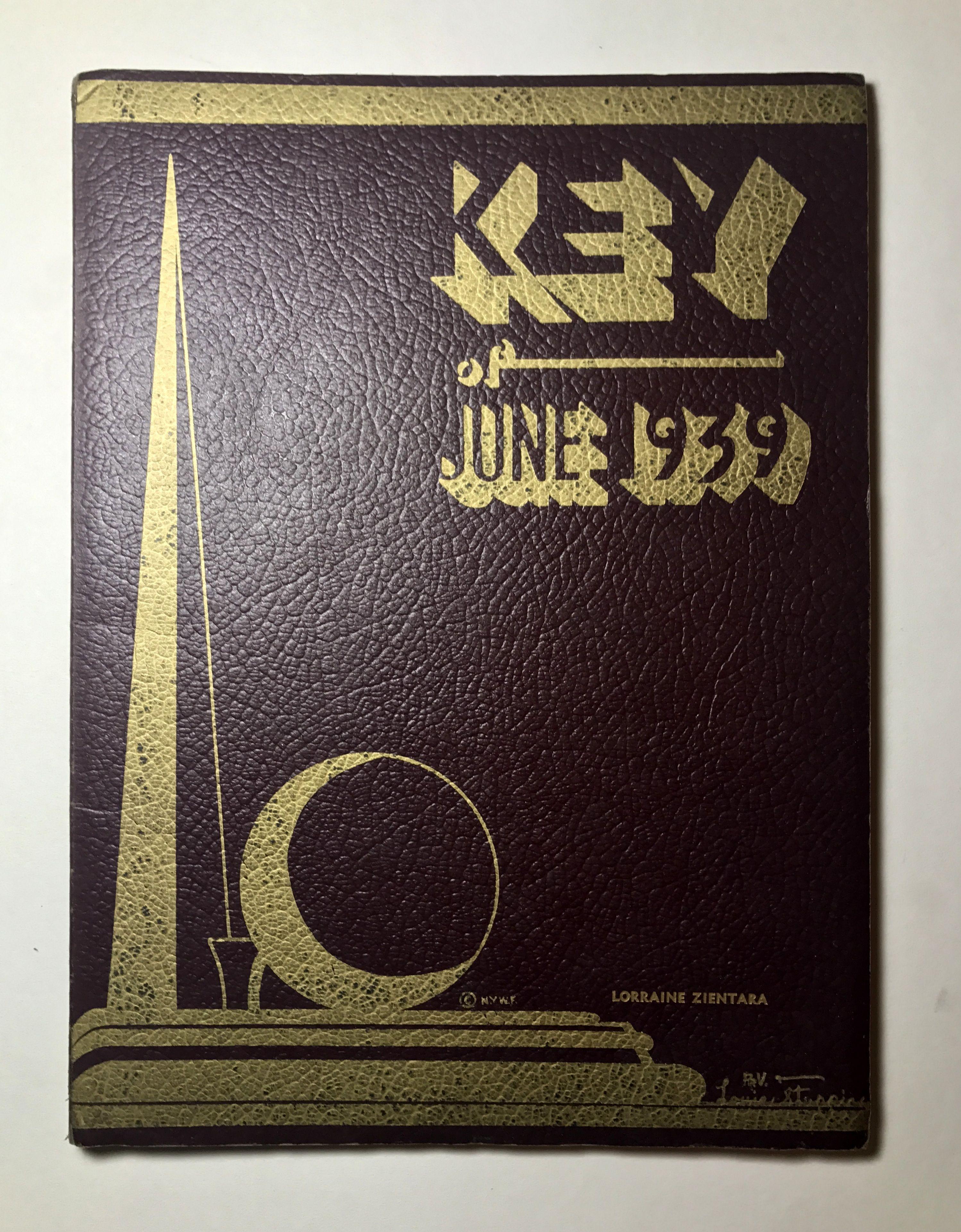 1939 New York World's Fair Yearbook