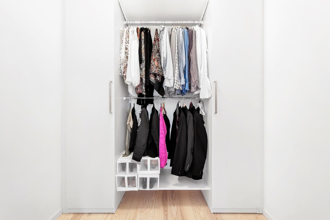 1000  images about garderob/walk in closet on pinterest
