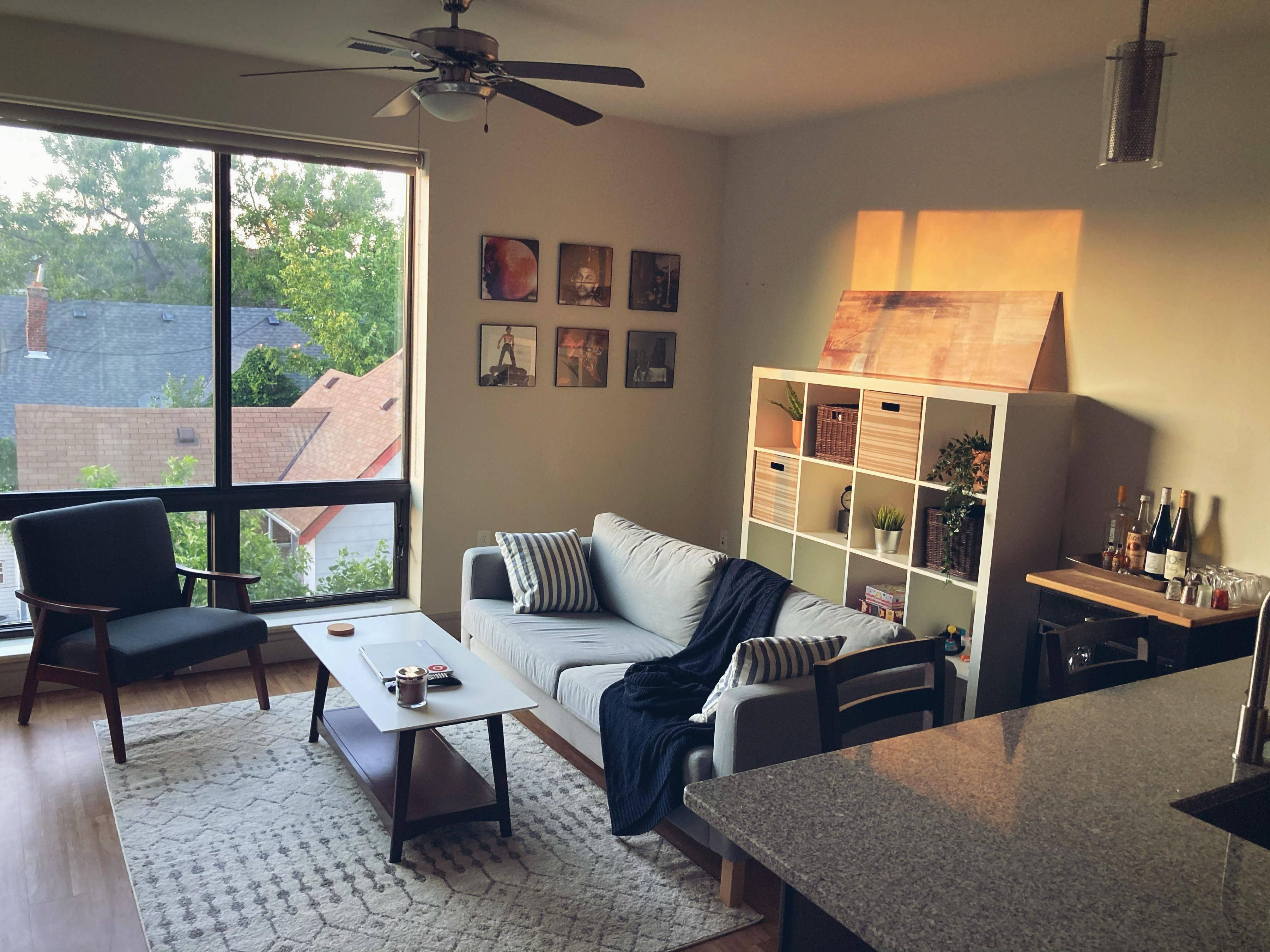 First Time Living Alone Pretty Happy With The Results Interior Living Space Design Concept Furniture Home Decor Aesth Home Apartment Aesthetic Guys Room First time living alone