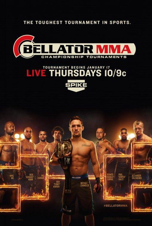 Bellator MMA (tv) ~1eyeJACK~