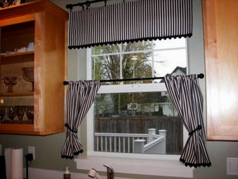 8 best images about kitchen curtains on pinterest kitchen - Country Kitchen Curtains Ideas