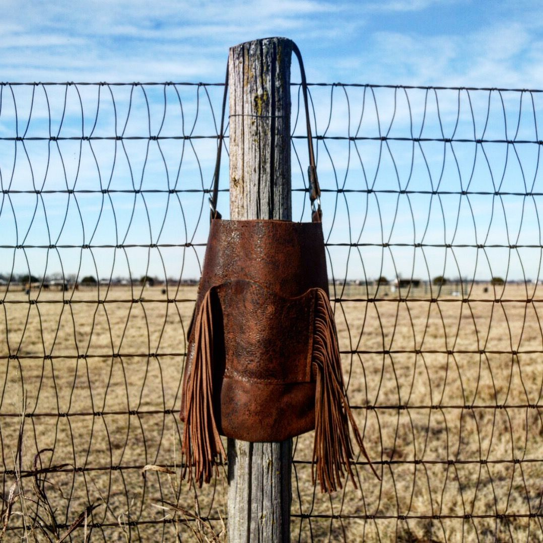The Jane Russell tote. Find on Etsy at The Cattle Trail | The Cattle ...