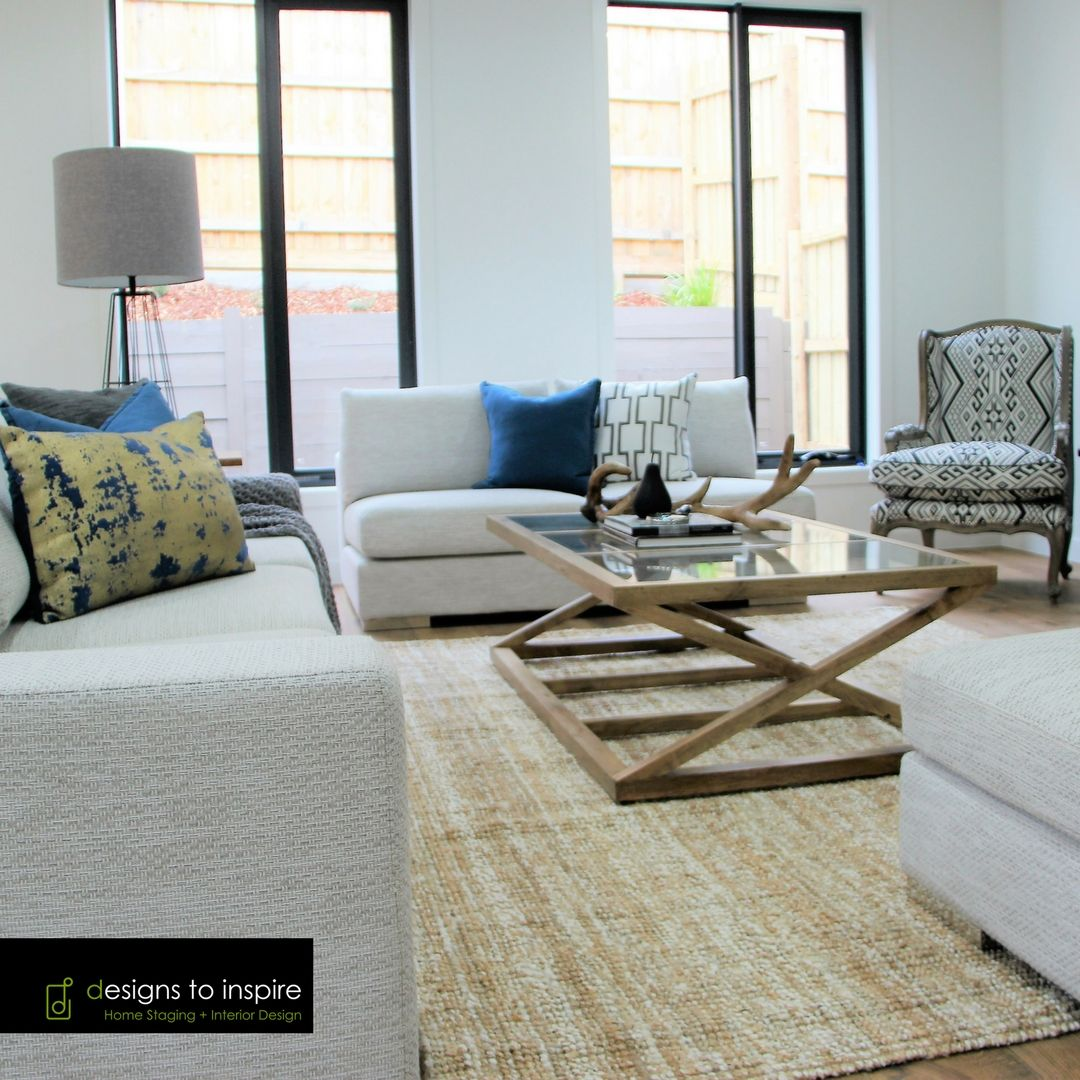 Attractive Interiors Home Staging: A Joy To Style This Beautiful New Home By Edgestone