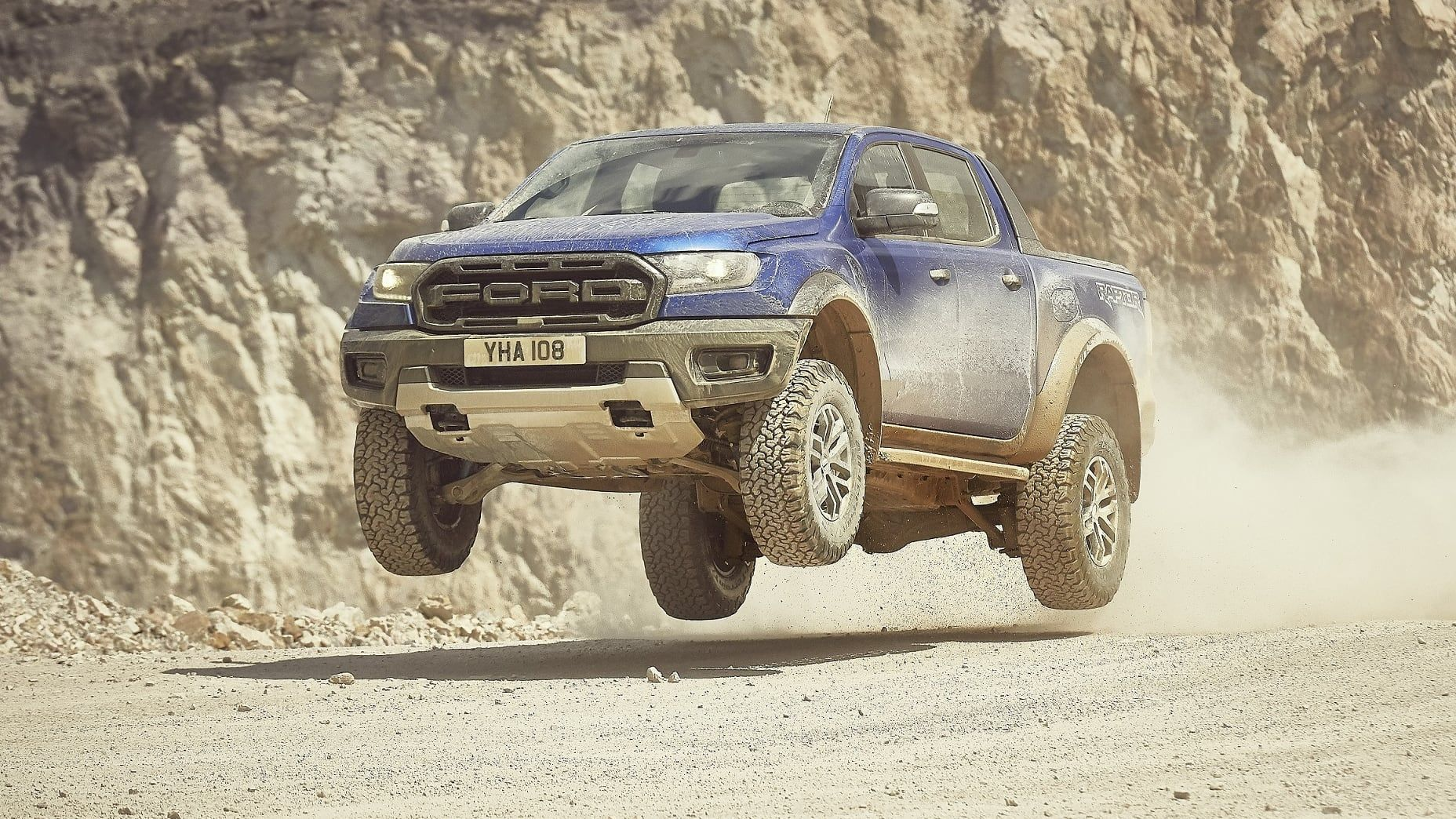 The Ford Ranger Raptor Is Coming To Europe Ford Ranger Ranger Ford