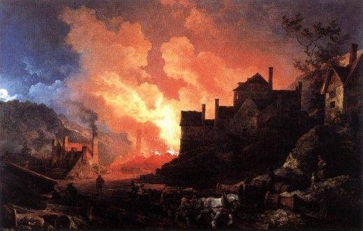 A Brief History Of The Industrial Revolution Revolution Art Art