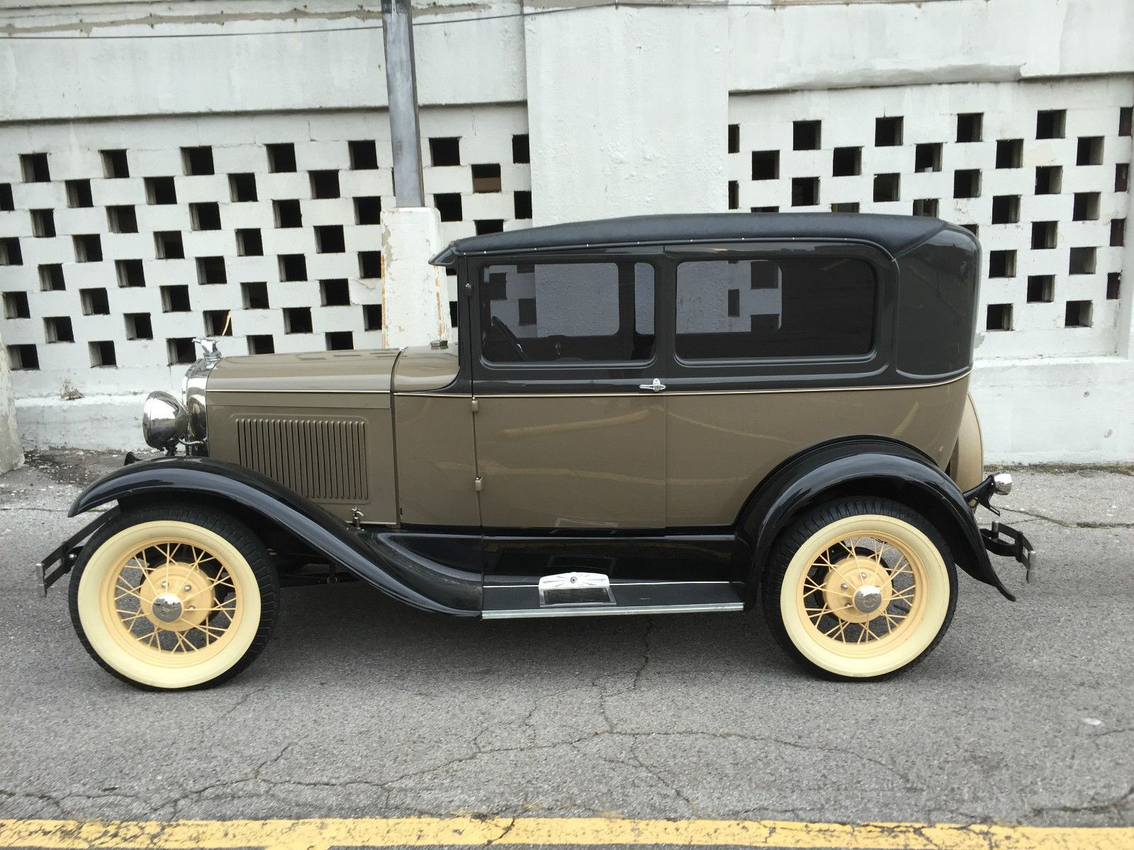 1930 Ford Model A Tudor Sedan For Sale Sedan Ford Models Ford Motor Company