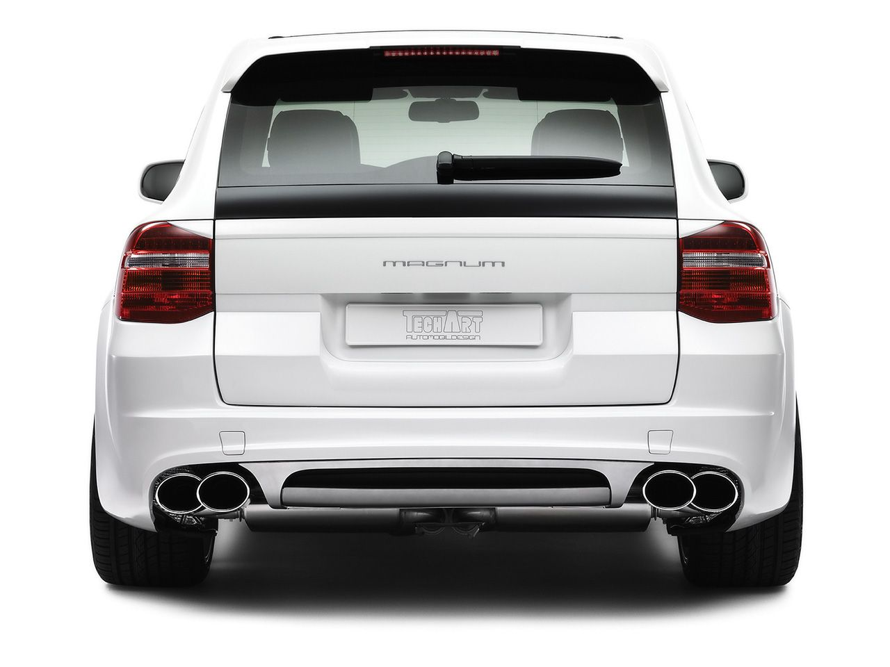 Magnum automobile 2008 techart magnum based on porsche cayenne rear 1280x960 150x150