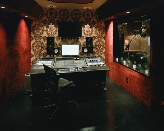 Music Studio Design, Pictures, Remodel, Decor and Ideas | limpids ...