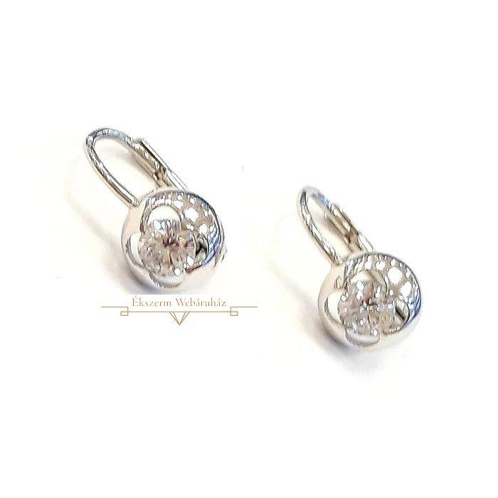 cb96944913 Fehérarany Fülbevaló SG 48362 | Arany ékszerek | Diamond Earrings ...