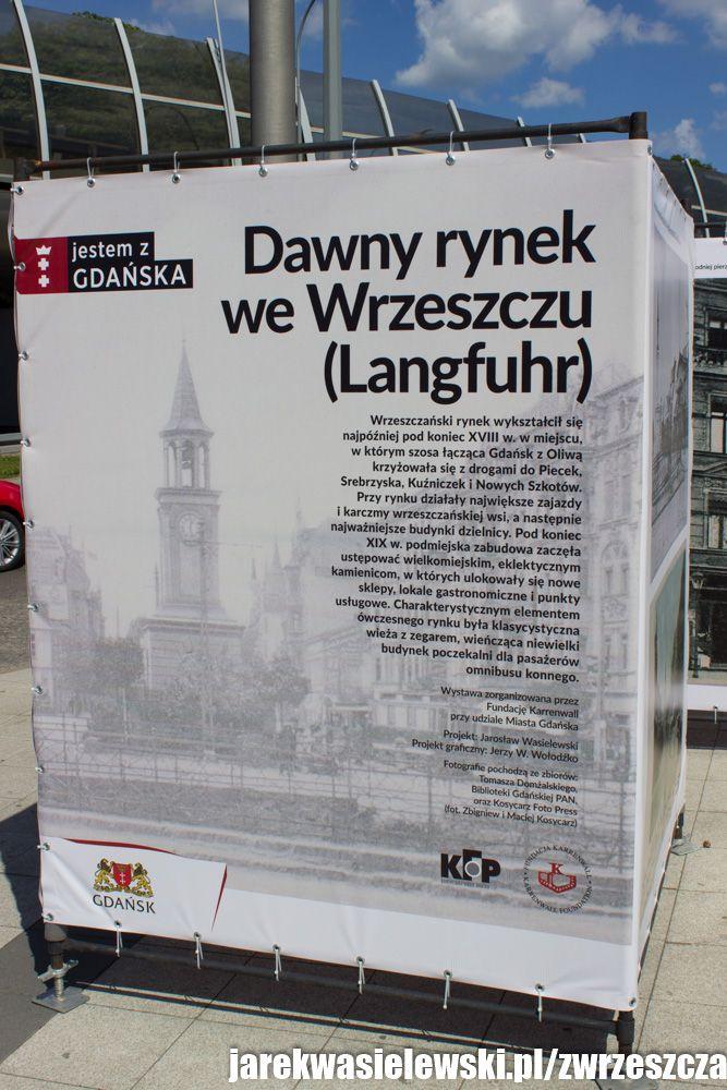 Wystawa Plenerowa O Historii Wrzeszcza Z Wrzeszcza Blog Jarka Wasielewskiego Trip Danzig Tours