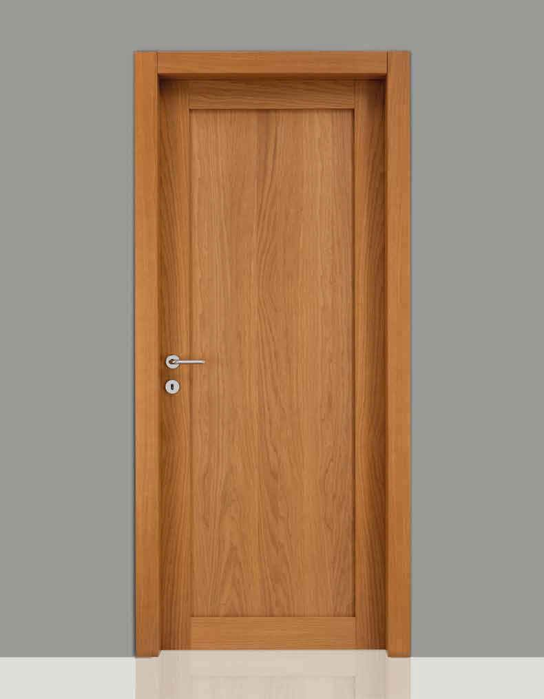 Wood door pella s traditional collection of wood front for Solid wood interior doors