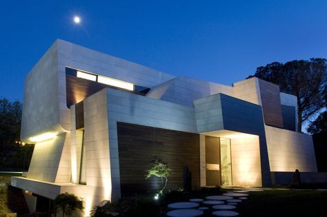 Elegant Memory House U2013 A Cero, Joaquin Torres Arquitectos S.l.p.