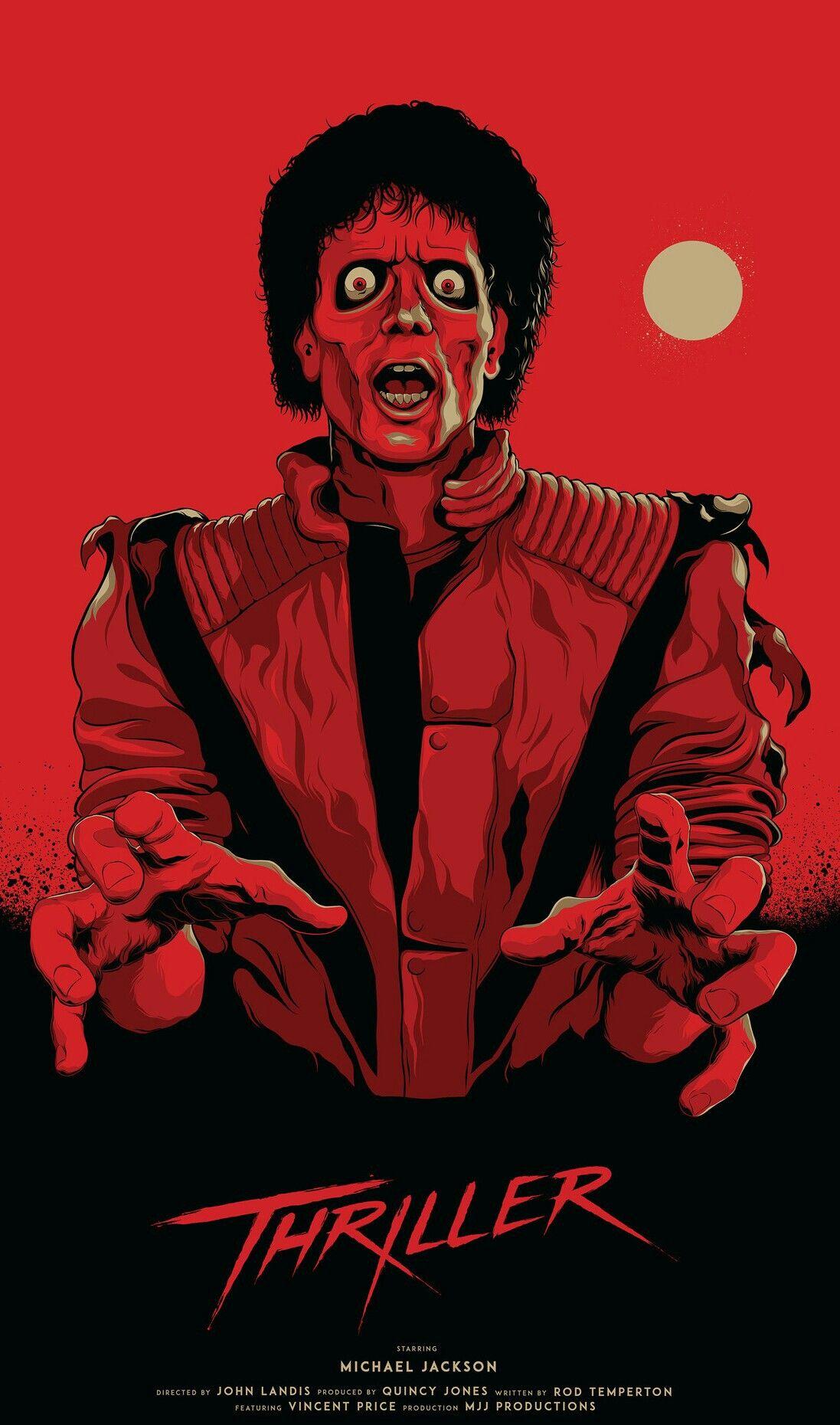 MICHAEL JACKSON'S THRILLER Michael jackson zombie