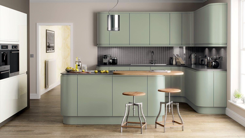 Kitchen Gallery Kitchen fittings, Handleless kitchen