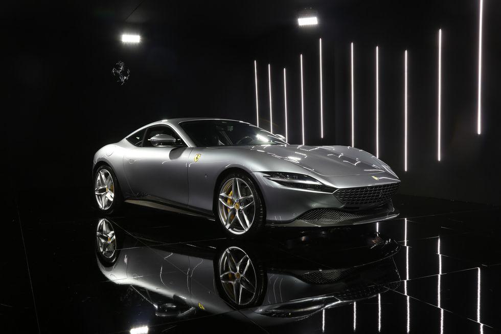 2020 Ferrari Roma What We Know So Far Ferrari Super Sport Cars