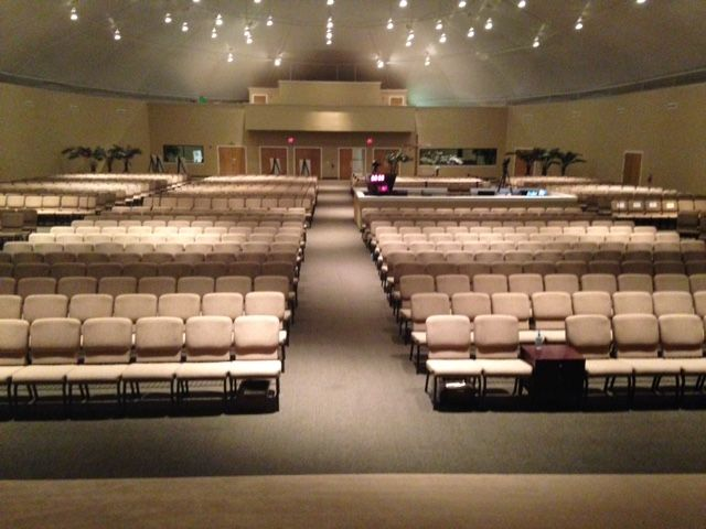 View Our Gallery Of Previous Installations Church Design