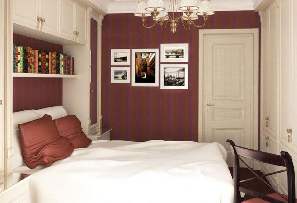 Como decorar dormitorios acogedores peque os decoraci n - Decoracion de dormitorios pequenos ...
