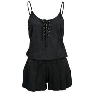 Roxy Rollick Romper - Women's - Surf - Clothing - New Black